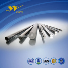 Tungsten Carbide rods for carbide drill with three helical twisted coolant holes