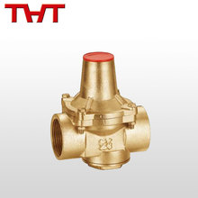 Normal proportional pressue solid brass water heater control valve problems