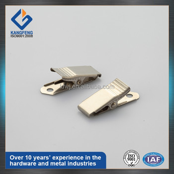 Customized made stamping clip parts