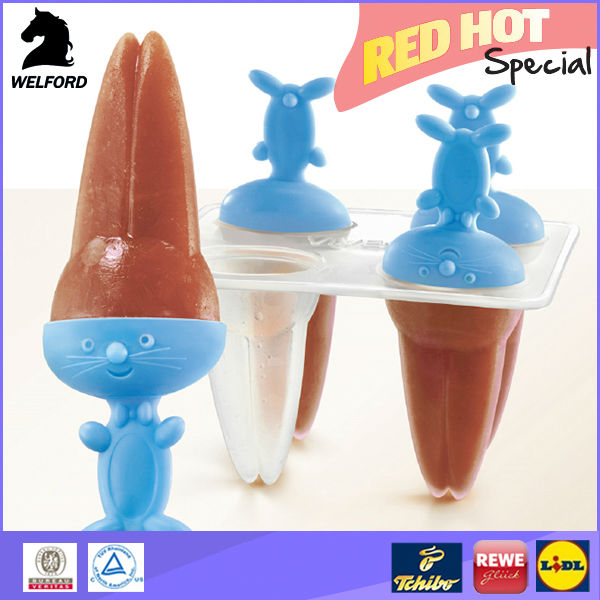 hot selling interesting available in various colors ice lolly mould