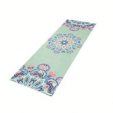 Wholesale Private Label Fitness Equipment Exercise Mat Sublimation Rubber Kids Yoga Mats