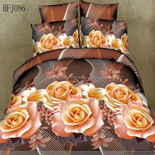 king size polyester liquidation quality bed sheet sets from factory