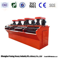 high performance life time warranty graphite tailings processing automatic dissolved air flotation machine