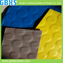 GBXS round button rubber mat with good price