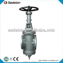 Stainless Steel Knife Gate Valve Non Rising Stem Knife Gate Valve