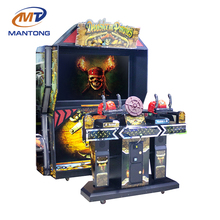 Mantong 2018 deadstrom pirates indoor adult & kids PC gun shooting coin operated games arcade
