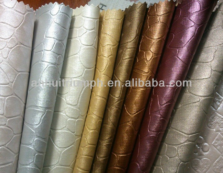 cheap PU synthetic leather for decorative,shoes,bags
