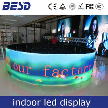 HD Indoor SMDP3.91/P4.81 Outdoor P5.95/P6.25/P8 Perimeter full color LED screen Display for world cup/football game /NBA stadium