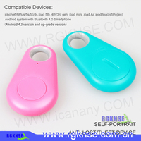 Anti lost iTag with GPS Bluetooth Wireless smart tracker