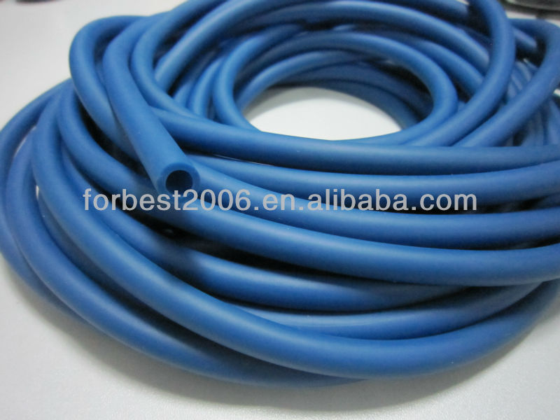 1.5mm thickness latex rubber tubing