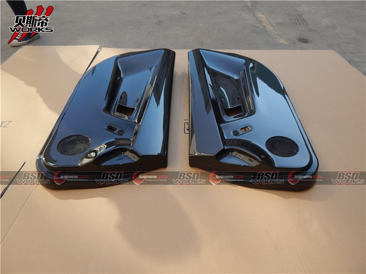 DarwinPRO 2004-2014 LP550/560/570 Carbon Fiber Inner Door Panels For Gallardo
