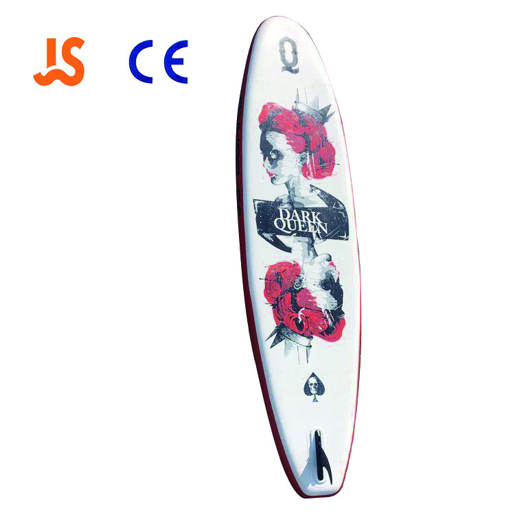 ISUP Stand Up Paddle Board Carbon Paddel