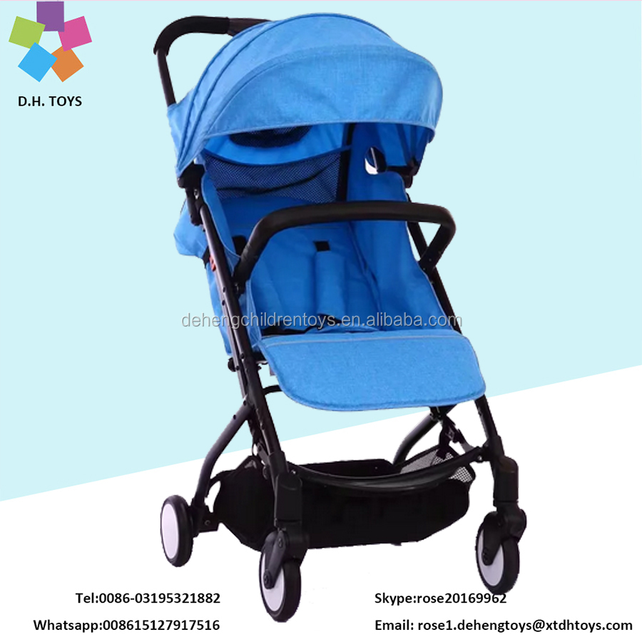 Wholesale sales baby doll stroller toy children pram / kids buggy