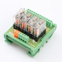 Kontron4 RELAY Multi Phase Din Rail