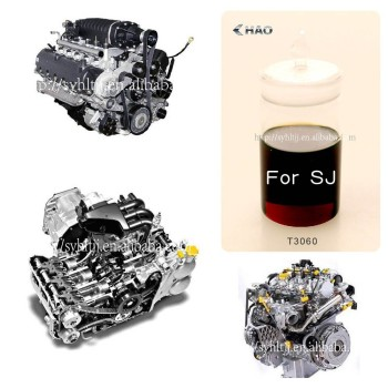 T3060 Gasoline Engine Oil Additive Package lubricant additive package