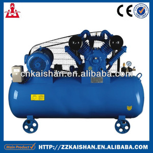 2HP Mobile Portable Air Compressor/Piston Compressor for 220V (6.4cfm,115psi)