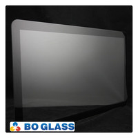 Anti-glare 9H 2.5D 0.33mm Asahi HC AG Tempered Glass Screen Protector for Mobile phone and computer screen