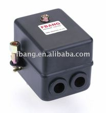 240V 20A air compressor steel housing pressure control switch