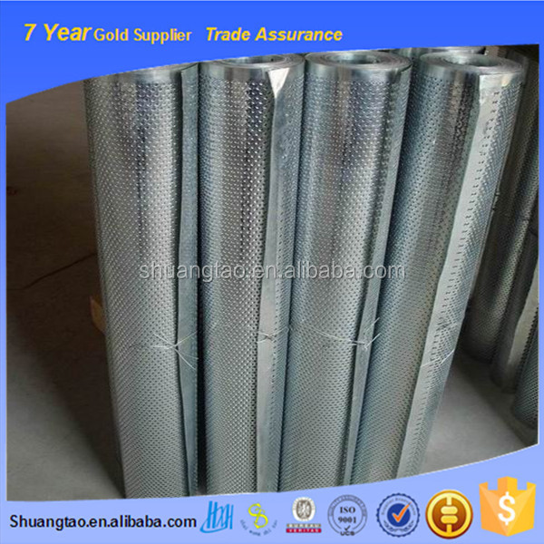 2016 hot sale Guangzhou manufacture high quality softtextile perforated aluminum sheet(best price) with various hole shape