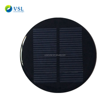 Taiwan A-grade solar cells small power 2W 6V solar epoxy panel for solar products
