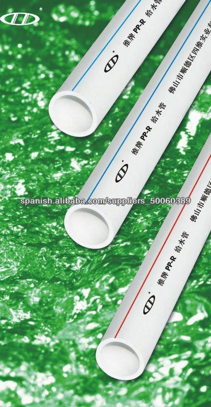 Ppr tuber a de alta calidad para el agua caliente y fr a - Tuberias de ppr ...