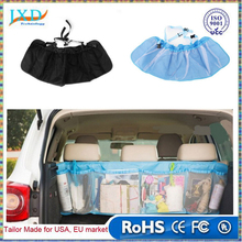 Auto Car Organizer Boot Multifunction Foldable Trash Hanging Storage Bags Organizer for Car Seat Capacity Storage Pouch