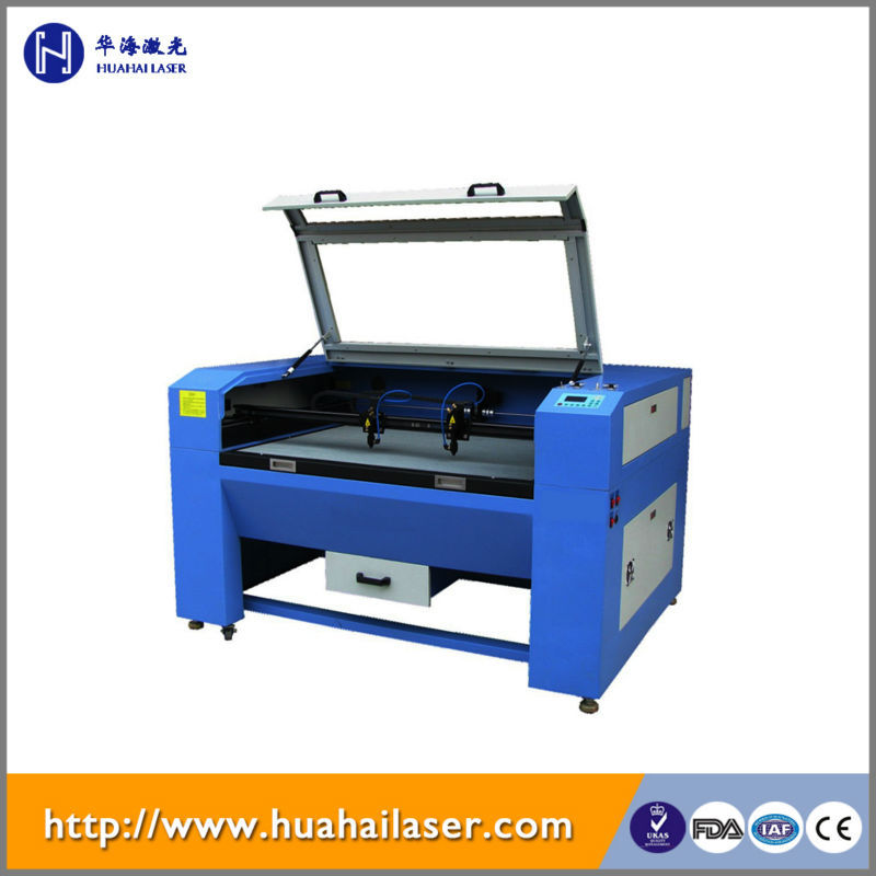 Huahai laser China Factory Autocad 9060 Acrylic and Wood Laser Cutting Machine