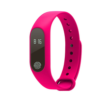Fitness Tracker wristband Heart Rate Monitor smart bracelet M2