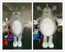 HI CE 2017 Inflatable Japanese cartoon Totoro mascot costume for sale