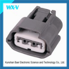 Free Sample 3 hole Male Female Wire Connector/Automotive Connector Housing with Terminals and Seals
