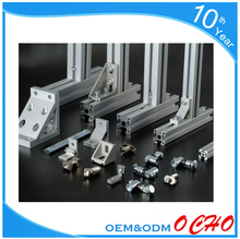 Customized Anodized Aluminium Windows and Doors Profile