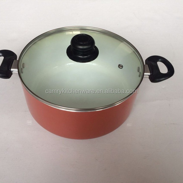 Aluminum Induction Color Changing Casserole
