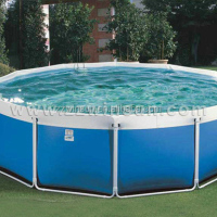 Portable Metal Frame Swimming Pool