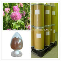 Factory wholesale top quality red clover extract powder