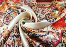 Fashion Silk Satin Scarf For Girl