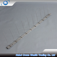 GKSS-2 : Hot Bird Control Spikes Made Of Stainless Steel