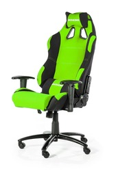 Ergonomic Series Executive Racing Style Computer Gaming Chair Office Chair - Black/Green