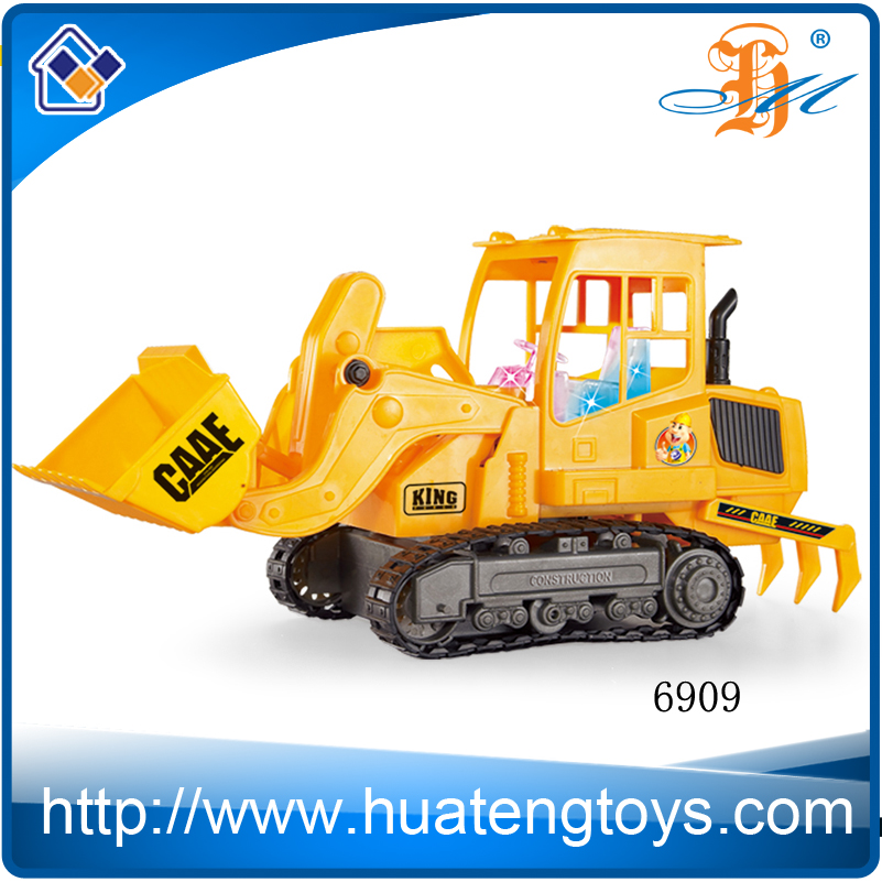 <strong>R</strong>/<strong>C</strong> crawler contruction truck rc loader toy 4channel 1/36 scale promotion Plastic Material toy truck