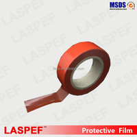 Hot! Red PE protection film for uPVC window profile/matte aluminum