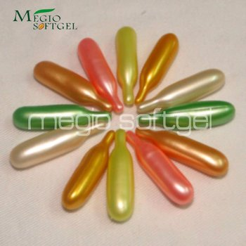 TUBE shape Hair vitamin treatment capsule