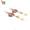 2017 Fashion Conch Drop Earrings Pendientes