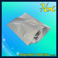 beads plastic packing bag plastic bag seal barcode ziplock plastic food bag