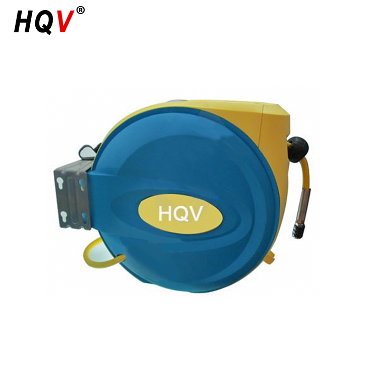 garden watering winding hose reel