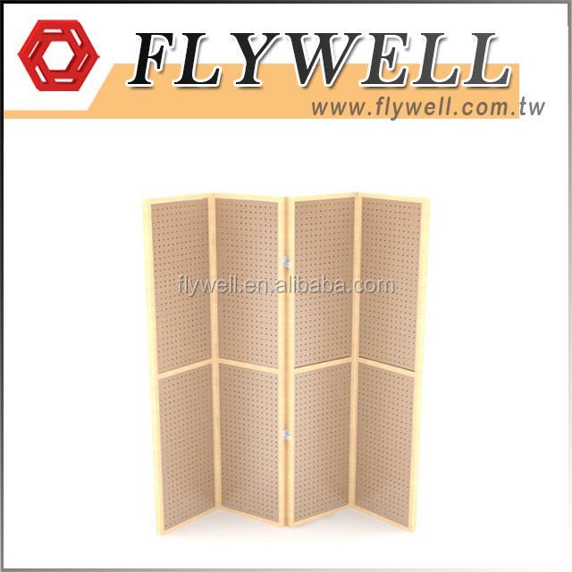 Wood Pegboard Display, Wood Pegboard Display Suppliers And Manufacturers At  Alibaba.com