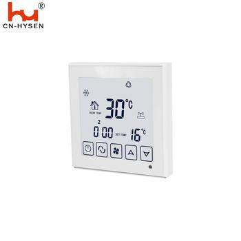 5+2 Day Weekly Programmable Central Air Conditioner Thermostat Touch Screen