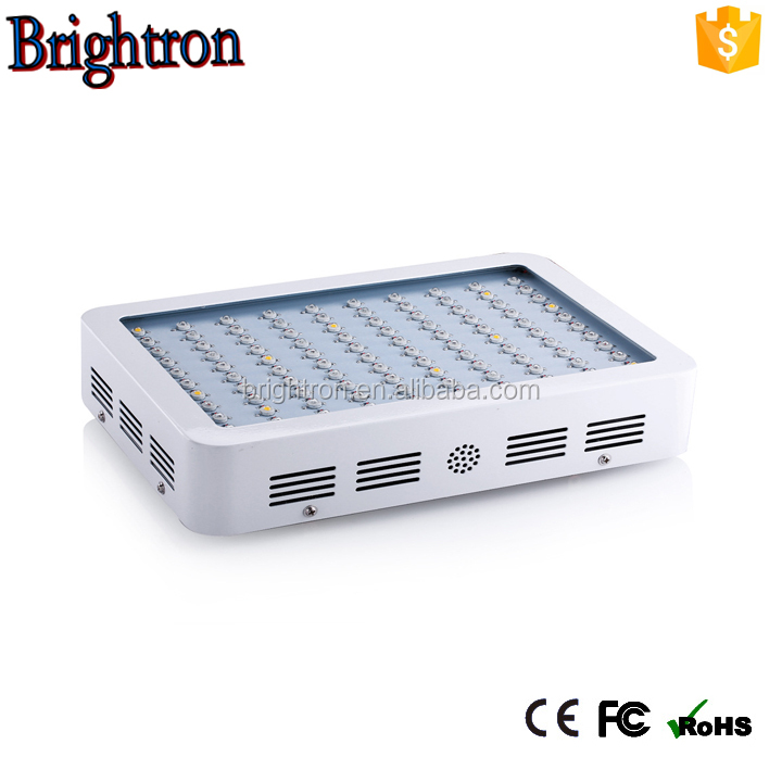 Full spectrum hydro led grow 300W integrated Led panel cultivation Grow Lights for growtent hybrid farm fresh tomatoes