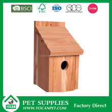 Chinese fir bird cage ornament bird house