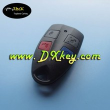304Mhz 4 button car remote key no logo for Ford car key ford falcon key