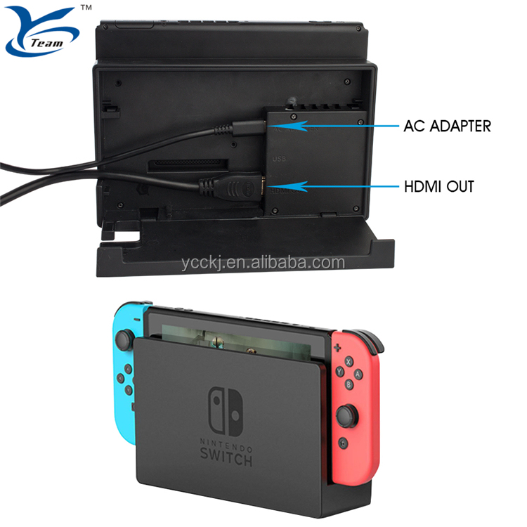 Adapter for nintendo switch 5V 3A quick charger PD (Power delivery) AC Power Supply