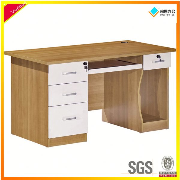 fireproofing melamine chipboard office furniture china supply computer